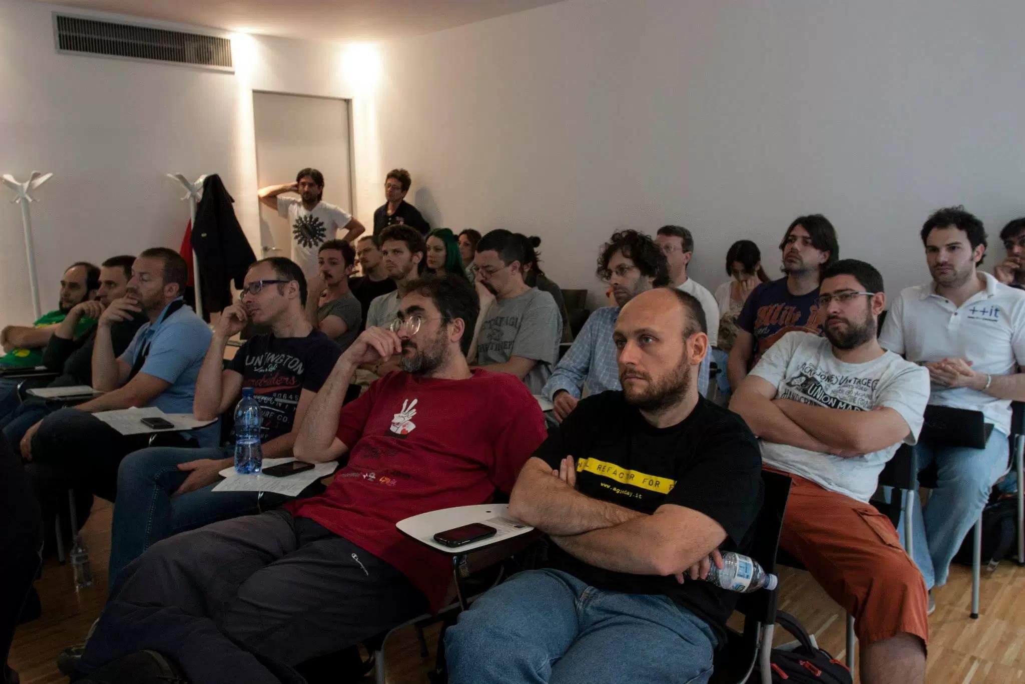 foto del meetup